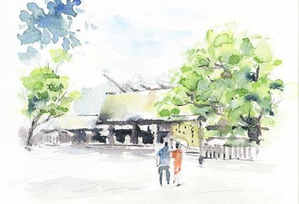 熱田神宮 のコピー