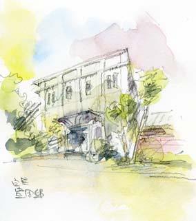 白壁豊田邸