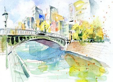 納柳橋 のコピー